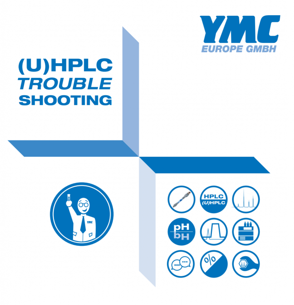 YMC UHPLC Troubleshooting guide